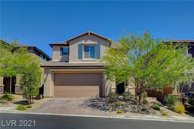 8624 Todd Allen Creek Street, Las Vegas, NV 89178 (MLS #2327667) :: Lindstrom Radcliffe Group