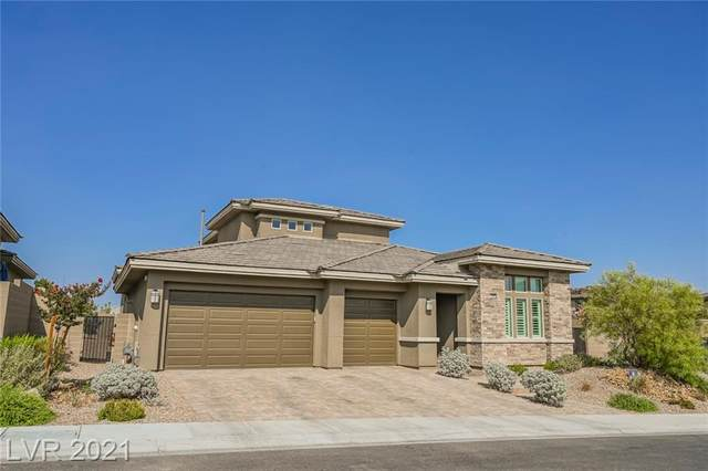 12310 Tudor Arch Drive, Las Vegas, NV 89138 (MLS #2327678) :: Lindstrom Radcliffe Group