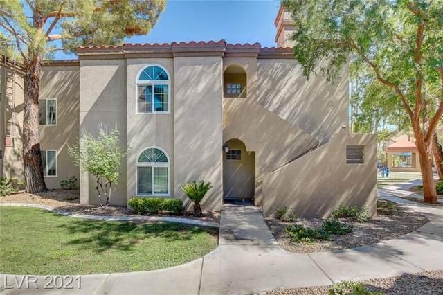 3145 E Flamingo Road #2132, Las Vegas, NV 89121 (MLS #2327681) :: Keller Williams Realty