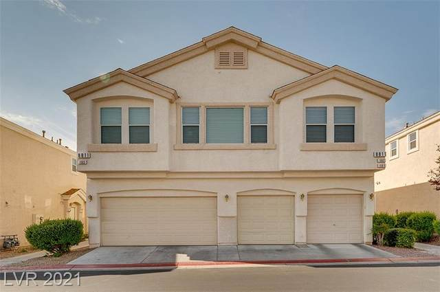 8811 Tomnitz Avenue #103, Las Vegas, NV 89178 (MLS #2327722) :: Alexander-Branson Team | Realty One Group