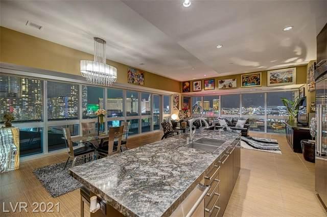4471 Dean Martin Drive #1707, Las Vegas, NV 89103 (MLS #2327733) :: Alexander-Branson Team | Realty One Group