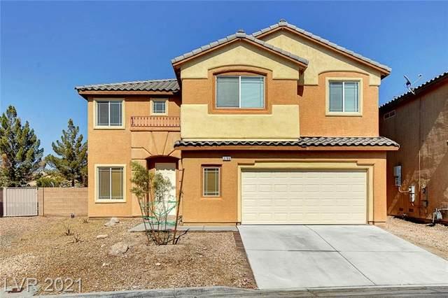 3786 Tundra Swan Street, Las Vegas, NV 89122 (MLS #2327772) :: Custom Fit Real Estate Group