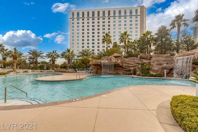322 Karen Avenue #2304, Las Vegas, NV 89109 (MLS #2327776) :: Kypreos Team