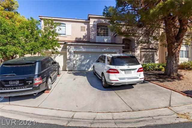 5432 High Noon Lane, Las Vegas, NV 89118 (MLS #2327780) :: Jack Greenberg Group