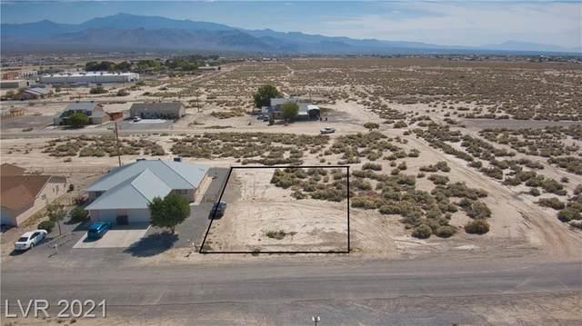 2081 Galaxy Street, Pahrump, NV 89048 (MLS #2327786) :: Signature Real Estate Group