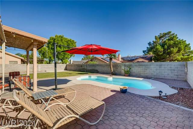 6325 Hill Haven Avenue, Las Vegas, NV 89130 (MLS #2327842) :: Signature Real Estate Group