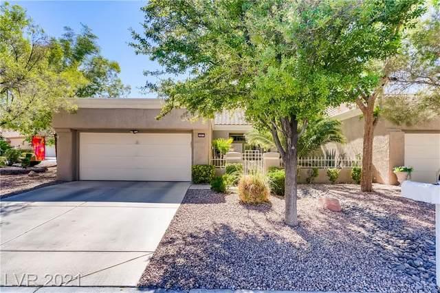 2401 Desert Butte Drive, Las Vegas, NV 89134 (MLS #2327858) :: The Melvin Team