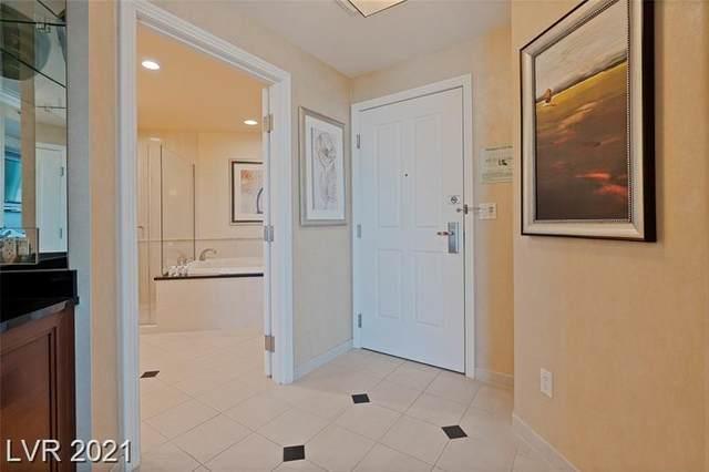 145 E Harmon Avenue #1906, Las Vegas, NV 89109 (MLS #2327866) :: Hebert Group | eXp Realty