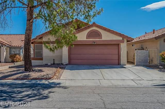 8364 Palmada Drive, Las Vegas, NV 89123 (MLS #2327878) :: Keller Williams Realty