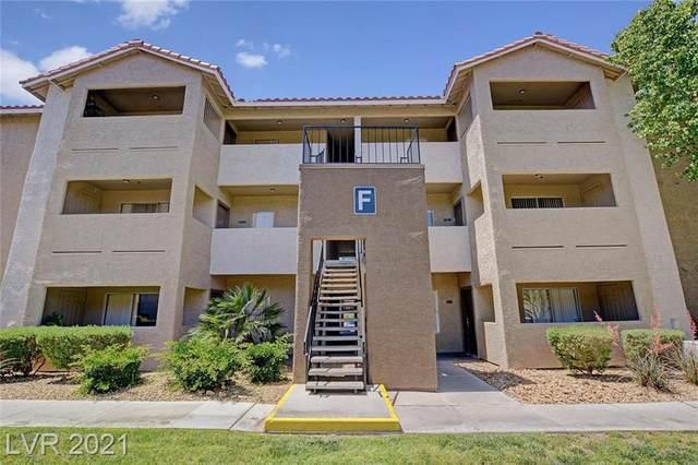 4200 S Valley View Boulevard #3032, Las Vegas, NV 89103 (MLS #2327880) :: Alexander-Branson Team | Realty One Group