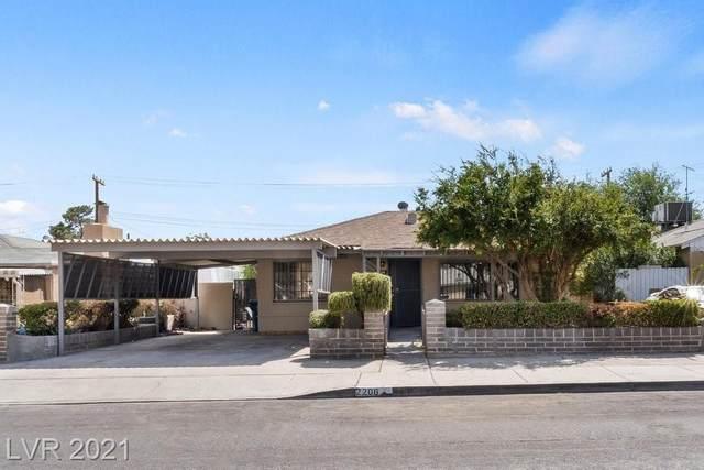2206 Cedar Avenue, Las Vegas, NV 89101 (MLS #2327905) :: Kypreos Team
