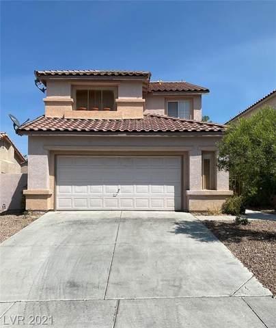 1744 Del Mira Drive, Las Vegas, NV 89128 (MLS #2327917) :: Keller Williams Realty