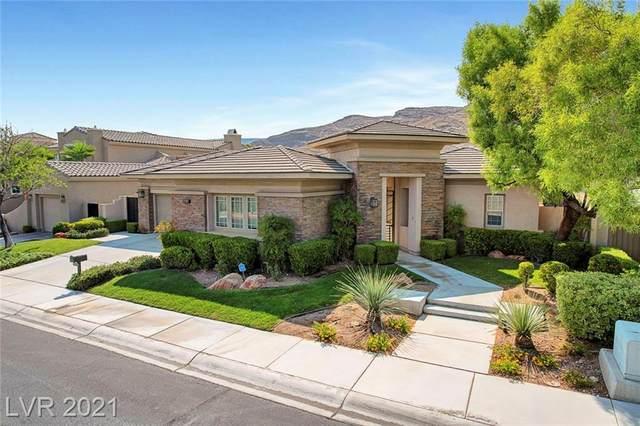 2797 Turtle Head Peak Drive, Las Vegas, NV 89135 (MLS #2327926) :: Coldwell Banker Premier Realty