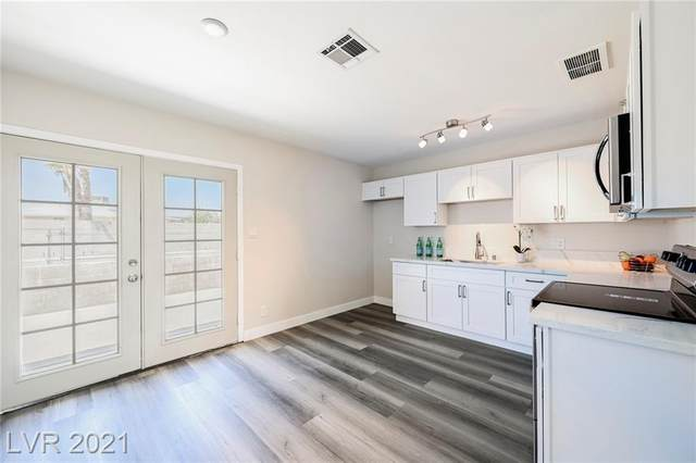 916 Rockaway Street, Las Vegas, NV 89145 (MLS #2327932) :: Keller Williams Realty