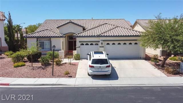 11269 Castellane Drive, Las Vegas, NV 89141 (MLS #2327995) :: The Melvin Team