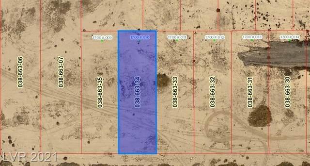 1700 Pahrump Valley #10, Pahrump, NV 89048 (MLS #2328039) :: The Perna Group