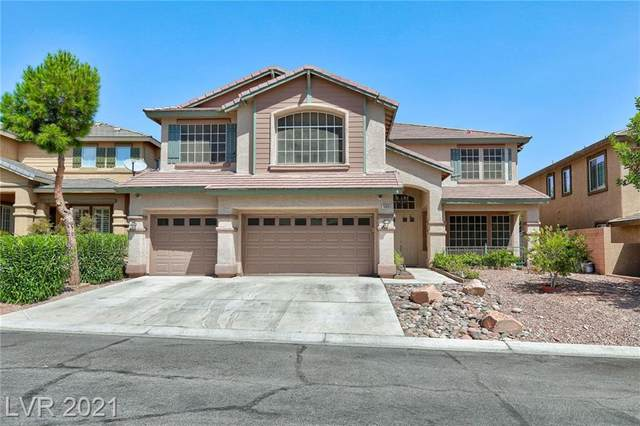 10920 Mount Royal Avenue, Las Vegas, NV 89144 (MLS #2328041) :: Galindo Group Real Estate