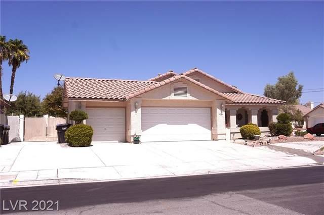 4316 Blushed Meadows Road, North Las Vegas, NV 89031 (MLS #2328122) :: Lindstrom Radcliffe Group