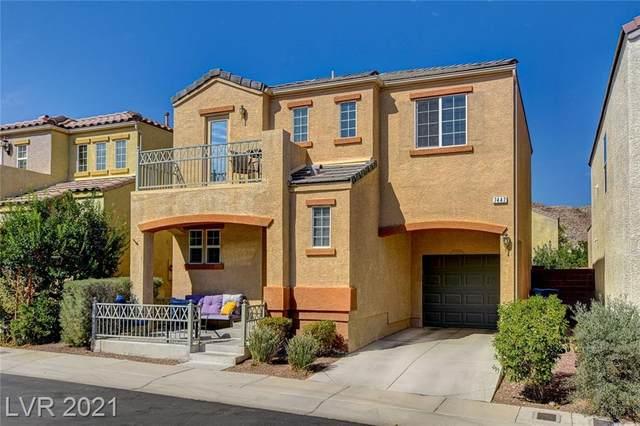 7447 Manfre Street, Las Vegas, NV 89148 (MLS #2328166) :: The Perna Group
