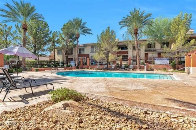 1009 Domnus Lane #203, Las Vegas, NV 89144 (MLS #2328171) :: Galindo Group Real Estate