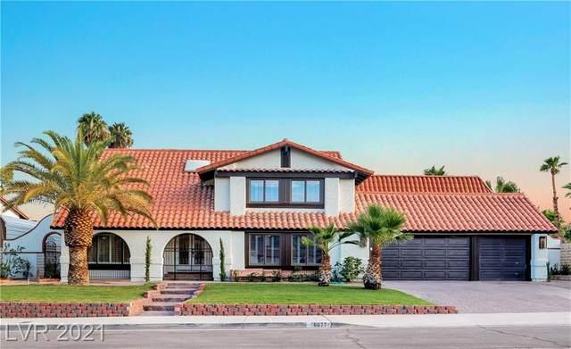 6677 Villa Bonita Road, Las Vegas, NV 89146 (MLS #2328223) :: The Perna Group