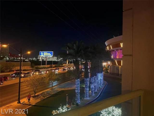 200 W Sahara Avenue #203, Las Vegas, NV 89102 (MLS #2328232) :: DT Real Estate