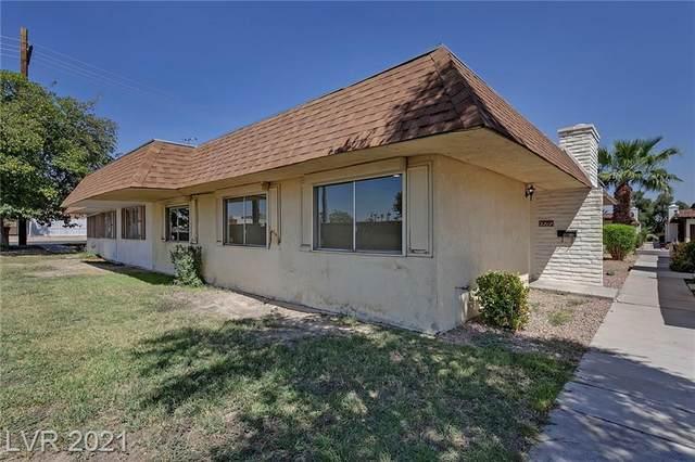 2717 Heritage Court, Las Vegas, NV 89121 (MLS #2328257) :: The Chris Binney Group | eXp Realty