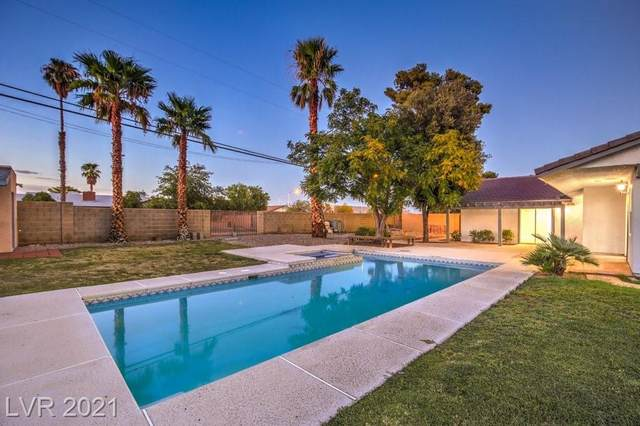 2627 S Torrey Pines Drive, Las Vegas, NV 89146 (MLS #2328259) :: The Perna Group