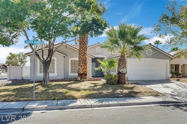 5332 Acacia Grove Street, North Las Vegas, NV 89031 (MLS #2328271) :: Signature Real Estate Group