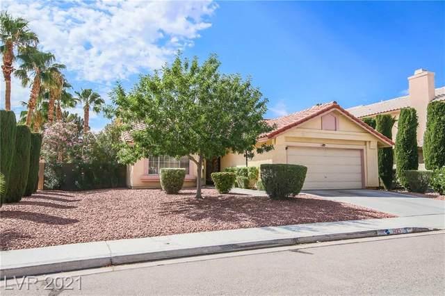 1425 Walstone Road, North Las Vegas, NV 89031 (MLS #2328273) :: Hebert Group | eXp Realty