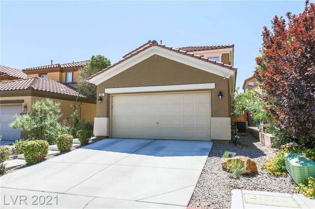 687 Chepstow Avenue, Las Vegas, NV 89178 (MLS #2328283) :: Custom Fit Real Estate Group
