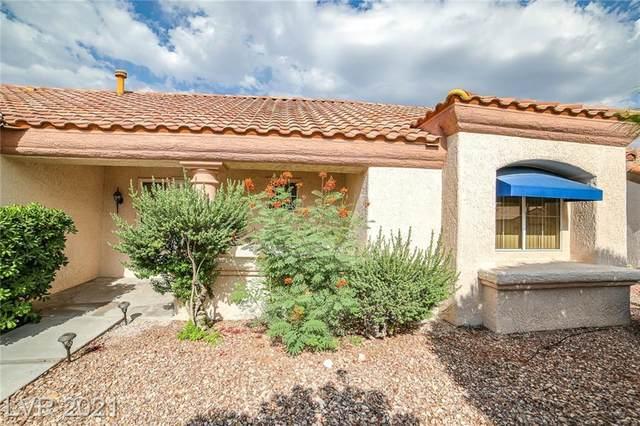 2921 Hawksdale Drive, Las Vegas, NV 89134 (MLS #2328331) :: Signature Real Estate Group