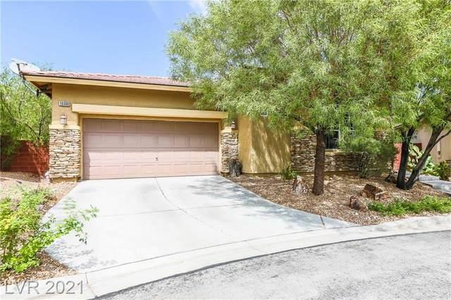 10300 Blue Ginger Drive, Las Vegas, NV 89135 (MLS #2328355) :: The Perna Group