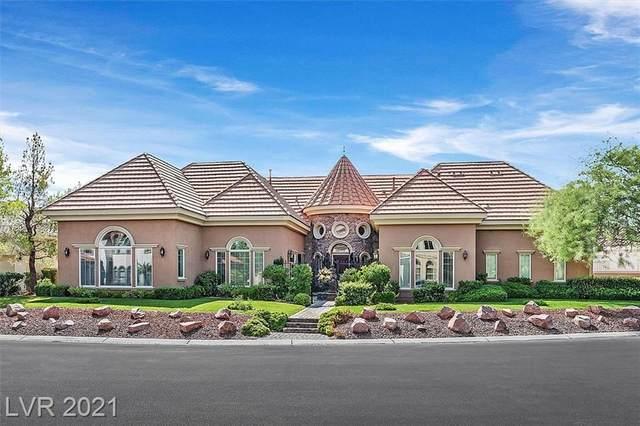 5067 Mountain Foliage Drive, Las Vegas, NV 89148 (MLS #2328366) :: Vestuto Realty Group