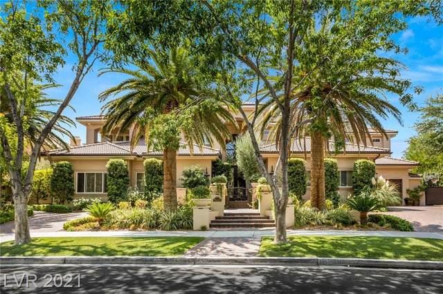 9025 Grove Crest Lane, Las Vegas, NV 89134 (MLS #2328373) :: Coldwell Banker Premier Realty