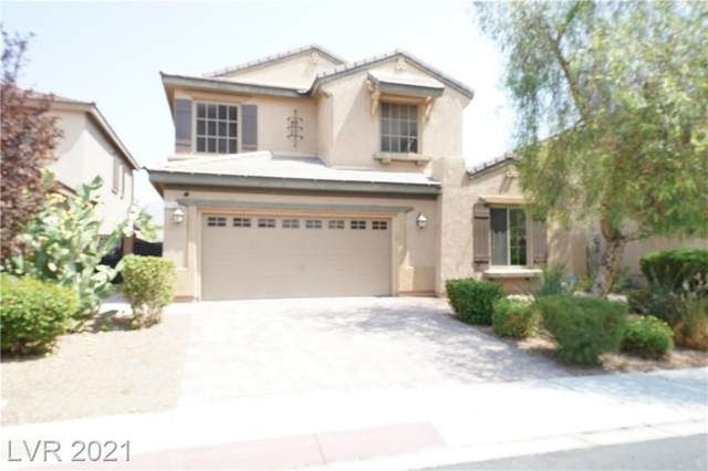 3716 Moonshine Falls Avenue, North Las Vegas, NV 89085 (MLS #2328388) :: The Melvin Team