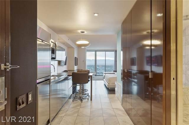 4381 W Flamingo Road #5119, Las Vegas, NV 89103 (MLS #2328401) :: Lindstrom Radcliffe Group