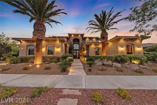 2975 American River Lane, Las Vegas, NV 89135 (MLS #2328411) :: Coldwell Banker Premier Realty