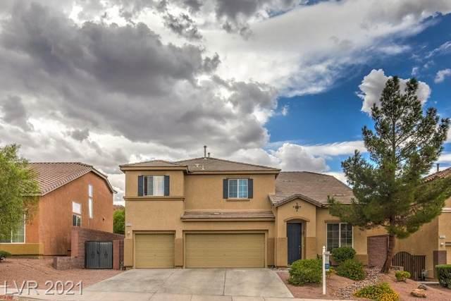 1005 Pleasing Plateau Street, Henderson, NV 89002 (MLS #2328415) :: Custom Fit Real Estate Group