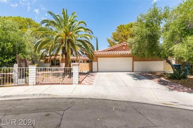 8816 Pavia Drive, Las Vegas, NV 89117 (MLS #2328447) :: Lindstrom Radcliffe Group