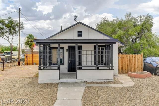 605 W Adams Avenue, Las Vegas, NV 89106 (MLS #2328450) :: Lindstrom Radcliffe Group