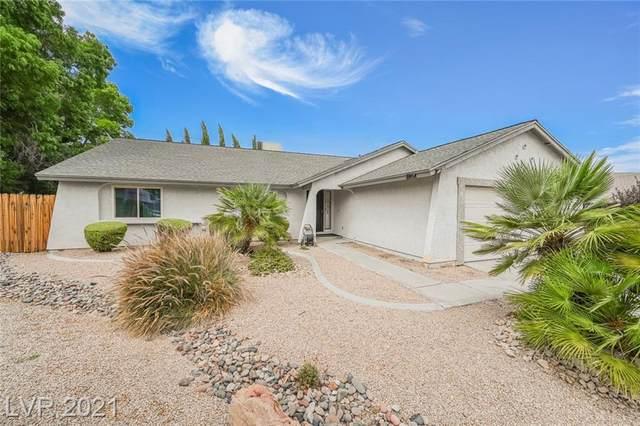3616 Roseglen Court, Las Vegas, NV 89108 (MLS #2328475) :: The Chris Binney Group | eXp Realty