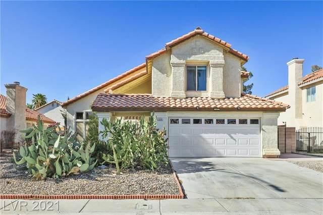 1524 Santa Lucia Drive, North Las Vegas, NV 89031 (MLS #2328476) :: Hebert Group | eXp Realty