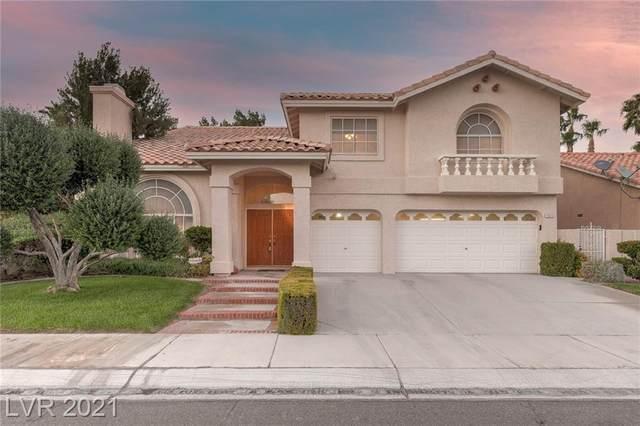 7512 Heather Knoll Circle, Las Vegas, NV 89129 (MLS #2328477) :: Lindstrom Radcliffe Group