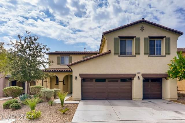 1409 Sandstone View Way, North Las Vegas, NV 89084 (MLS #2328483) :: Signature Real Estate Group