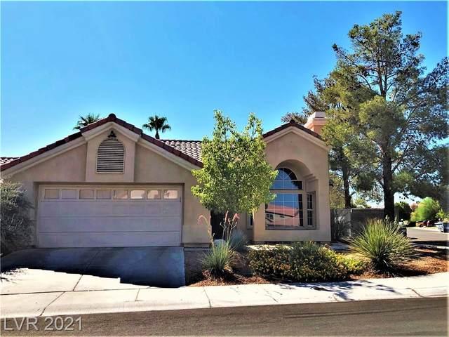 7817 Cape Vista Lane, Las Vegas, NV 89128 (MLS #2328561) :: Jack Greenberg Group
