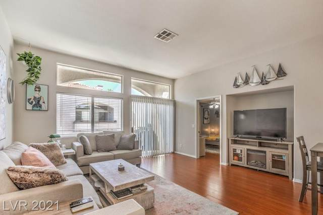 3125 N Buffalo Drive #2071, Las Vegas, NV 89128 (MLS #2328596) :: Signature Real Estate Group
