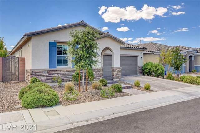 2437 Fanano Street, Henderson, NV 89044 (MLS #2328600) :: Signature Real Estate Group