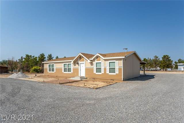 2700 Trudy Avenue, Pahrump, NV 89060 (MLS #2328602) :: The Chris Binney Group | eXp Realty