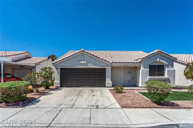 1733 Windchime Drive, Las Vegas, NV 89106 (MLS #2328612) :: Lindstrom Radcliffe Group